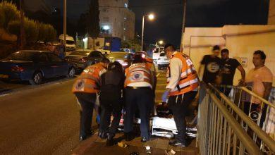 Photo of תעלומה: גבר נדקר באורח קשה ברחוב דוד רזיאל, אך טען כי נפל מהאופניים