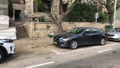Photo of חשד לניסיון רצח בחיפה: לפני זמן קצר נורה ונפצע קשה גבר בן 33 ברחוב אלנבי