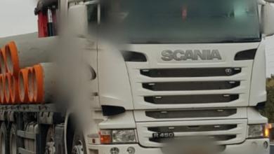Photo of נתפס נוהג על משאית במשקל 32 טון עם רישיון נהיגה מזויף