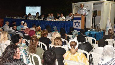 "Photo of מאות מתושבי קריית אתא השתתפו בהילולת רבי יהודה בן-בבא ז""ל"