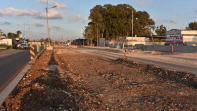 Photo of החלו עבודות השלב האחרון בפרויקט הסדרת רחוב התעשייה בקריית אתא