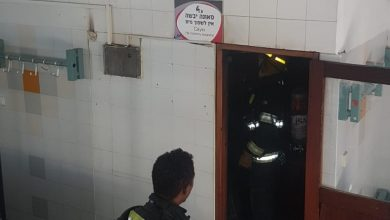 Photo of שריפה בסאונה במועדון כושר בקריית מוצקין. חברי המועדון פונו מהמקום
