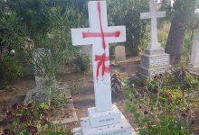 Photo of תושב הקריות מואשם בהשחתת וחילול 68 קברים, ריסוס צלבי קרס ברחבי הקריות ואפילו הטרדה מינית בוטה של שוטרות