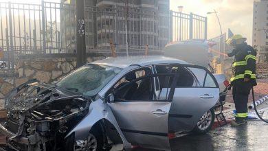 Photo of צפו: ניסיון חיסול בנשר. בן 30 במצב קשה מאוד לאחר פיצוץ ברכבו ברחוב הדוכיפת בעיר