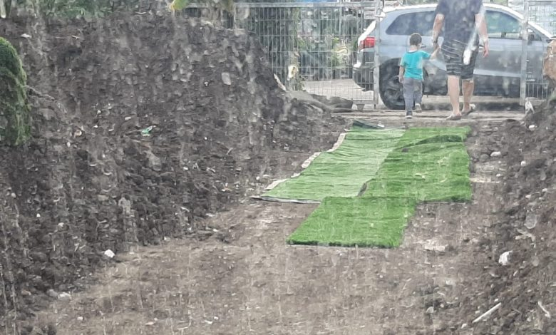 "Photo of עיריית קריית ביאליק רושמת ניצחון במאבק נגד בעל משתלת ""אולם הצמחים"" שניסה לנכס לעצמו שטח ציבורי בניגוד לחוק"