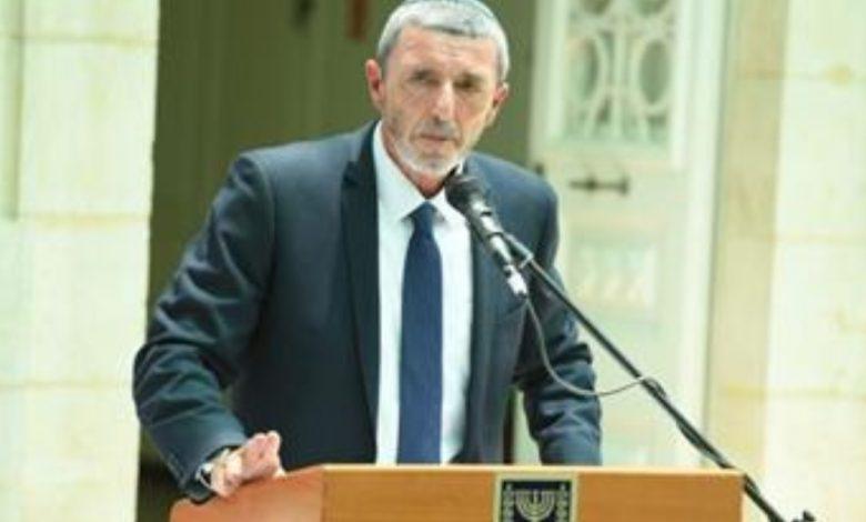 יתייחס לראשונה היום לנושא התלמידים הדרוזים בחיפה. צילום: משרד החינוך
