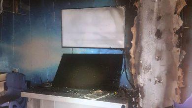 Photo of השריפה ברוגוזין קריית אתא: נגרמה בשל כשל חשמלי במחשב