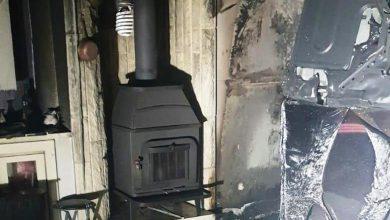 Photo of השריפה בג'וליס: כתוצאה מהתלקחות רהיט סמוך לקמין
