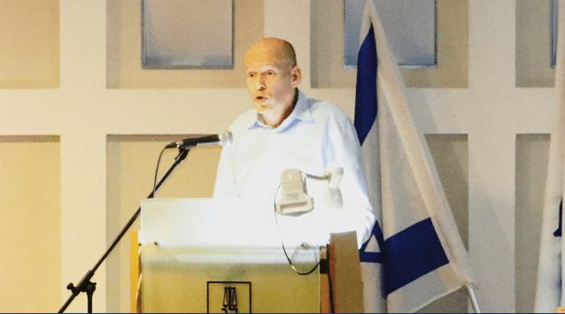 עוד עמית אייסמן. צילום דוברות לשכת עורכי הדין חיפה