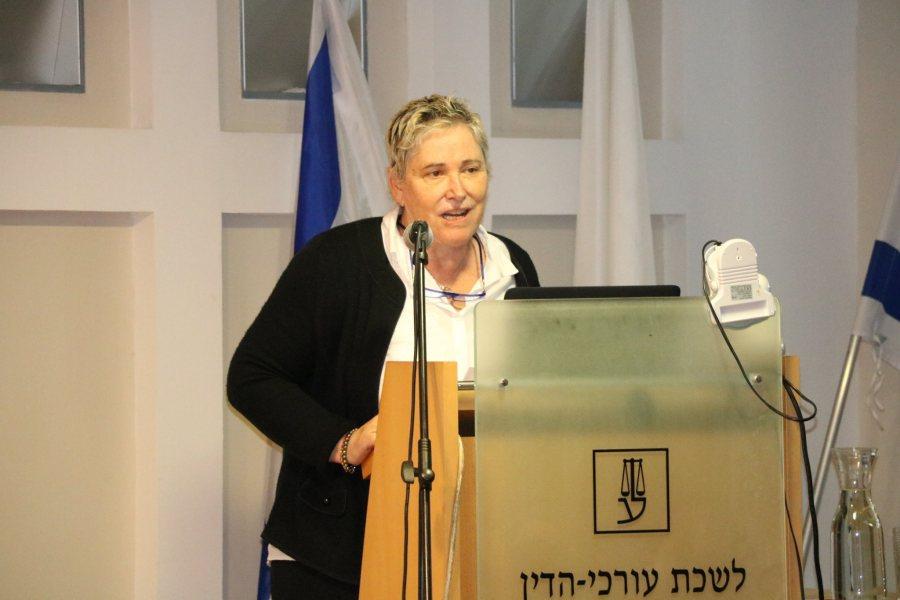 תמי אולמן. צילום דוברות לשכת עורכי הדין חיפה