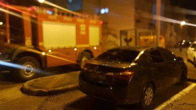 Photo of נעצר תושב נשר בן 38 החשוד בהצתת רכבים הלילה בעיר. מסתמן: עשה זאת בשל בעיה נפשית