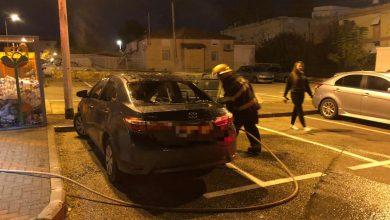 Photo of צפו: לילה של שריפות בנשר: שוב הצתות רכבים הלילה בכמה מוקדים ברחבי העיר