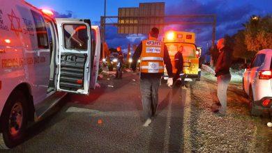 Photo of רוכב אופנוע במצב קשה עקב תאונה בשדרות ההגנה בחיפה