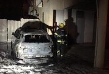 Photo of דרמה הלילה בבניין ברחוב העלייה בנהריה: שריפת רכב פשטה לבניין והביאה לחילוץ דיירים לכודים