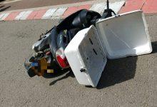 Photo of רוכב אופנוע כבן 30 נפצע בינוני בתאונה בטירת כרמל