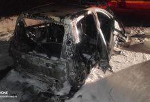 Photo of גם הלילה הצתת רכבים בנהריה: שני רכבים נשרפו כליל ברחוב יצחק שדה