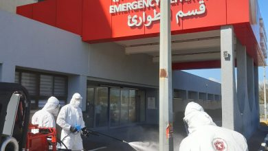Photo of לוחמי האש החלו במבצע חיטוי נרחב של בתי החולים באזור הצפון ועיריות