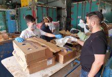 Photo of כך מנצלים את הזמן נכון: בני נוער מקריית ביאליק מתנדבים בימי הקורונה