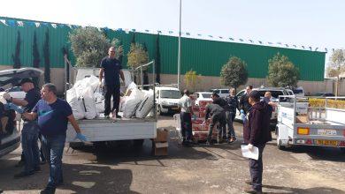 Photo of כמאה מתנדבים מקריית ביאליק התגייסו לטובת הנזקקים בעיר בזמן הקורונה