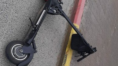 Photo of רוכב קורקינט חשמלי כבן 30 החליק ונפצע קשה בדרך בגין בקריית אתא