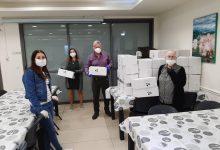 Photo of אלפי מנות מזון חולקו השבוע בנשר במבצע לוגיסטי מורכב לכבוד הפסח בזמן קורונה
