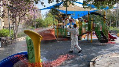 Photo of עיריית חיפה פותחת את הגן המשחקים המונגש בשכונת הדר לפעילות הפגה לילדים עם מוגבלויות