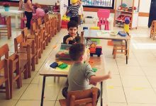 Photo of ילדי הגנים בקרית אתא חוזרים לשגרה – 80% מכלל התלמידים הגיעו הבוקר לבתי הספר השונים בעיר