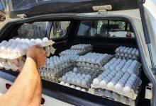 Photo of המשטרה החרימה הבוקר מאות ביצים שנמכרו בשוק קריית אתא, ללא פיקוח ומסכנות את בריאות הציבור
