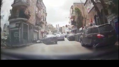 Photo of התפוז המכני נוסח חיפה: תושב חיפה דרס במכוון את רוכב האופנוע שהפריע לו ואז יצא ודקר אותו