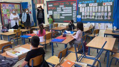Photo of חיפה שבה לשגרת לימודים מותאמת מבוקרת ואחראית לתלמידי כיתות א-ג