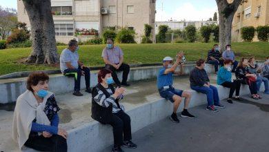 Photo of צפו: עיריית קריית ביאליק פתחה פארקים ציבוריים בשעות הייעודיות לטובת פעילויות ההפגה לאזרחים הוותיקים
