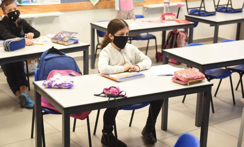 Photo of בקריית אתא חזרה חלקה ללימודים עם אחוז נוכחות גבוה