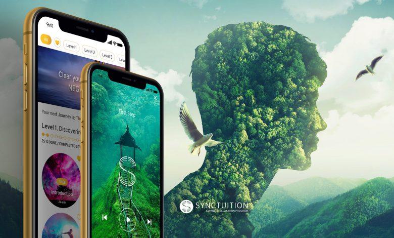 Synctuition השיקה אפליקציית מיינדפולנס