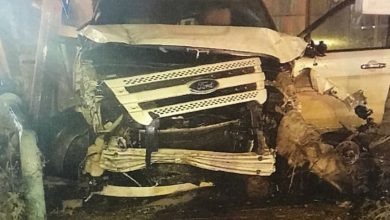 Photo of תושב עכו גנב רכב בעיר, מבלי שיהיה לו רישיון. אחר כך ברח מהמשטרה, תוך שהוא מתנגש בניידות
