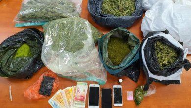 "Photo of תושבי טירת כרמל ות""א טיפחו בדירה בנשר תחנה למסחר סמים משגשגת והתכוננו להקים מעבדת סמים במקום"