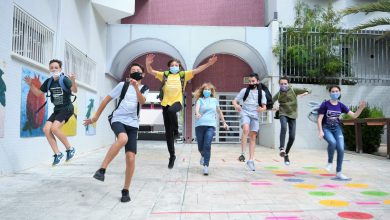 Photo of חופש, אבל באמת: 55,495 תלמידי מערכת החינוך בחיפה יצאו לחופש הגדול