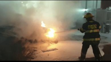 Photo of ממשיכה תופעת הצתת מכוניות בחיפה: הלילה נשרפו רכבים במגרש ברחוב מקלף