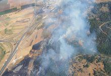 Photo of תמונת מצב שריפת חורש בכרמל: עד כה נשרפו כ-6000 דונם. מאמצי הכיבוי צפויים להימשך אל תוך הלילה