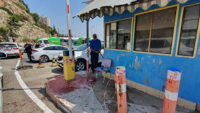 Photo of צעיר בן 23 השתולל באוטובוס במסוף ברחוב יעקב דורי בחיפה, תוך שהוא מנפץ את שמשות האוטובוס בידיו ופוצע את עצמו