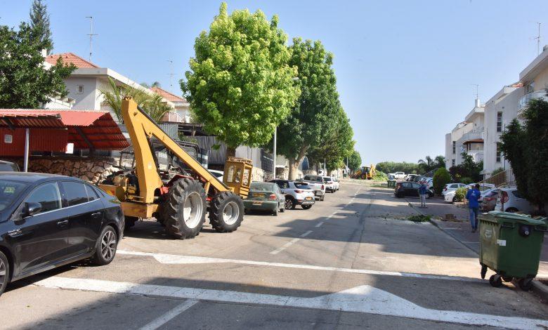 Photo of עבודות תשתית נרחבות יחלו בשכונת גבעת רם בקריית אתא. עלות הפרויקט 15 מיליון שקל
