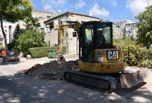 Photo of עבודות תשתית נרחבות ברחוב יהודה הנשיא בקריית אתא, שמקבל שדרוג בעלות 1.5 מיליון שקל