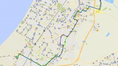 Photo of קו אוטובוס חדש יתחיל לפעול בשכונת נאות אפק בקריית ביאליק ויחבר לשאר העיר