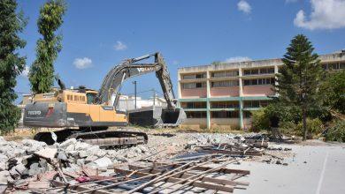 """Photo of הולכת ונשלמת בניית המבנה החדש של בית ספר """"נעם"""" בקריית אתא. המבנה יהיה מוכן לפתיחת שנת הלימודים"""