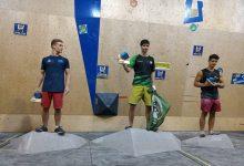 Photo of בולדרינג: אלכס חזנוב הוכתר כאלוף ישראל בטיפוס בתחרות שנערכה בחיפה