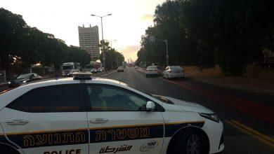 Photo of תאונה קשה לפנות בוקר בשדרות ההגנה בחיפה: הולך רגל בן 40 במצב אנוש מפגיעת רכב