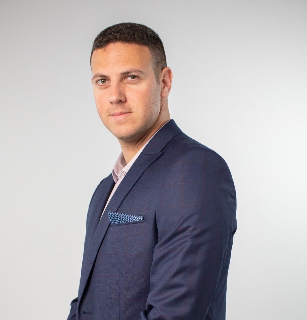 """דוד עציוני, יו""""ר החברה הכלכלית חיפה וסגן ראש העיר. צילום מיכה בריקמן"""
