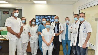Photo of בשל עלייה משמעותית בתחלואה נפתחה היום מחלקת קורונה שלישית במרכז הרפואי לגליל בנהריה