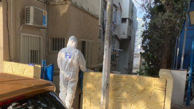 Photo of גלמודה נמצאה במצב ריקבון בדירתה ברחוב מסדה בחיפה. כנראה החליקה ואיש לא שמע זעקותיה וגססה במשך ימים בביתה, מבלי שאיש ירגיש בחסרונה