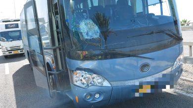 Photo of הולך רגל בן 60 נהרג מפגיעת אוטובוס סמוך למחלף חיפה דרום בכביש 2