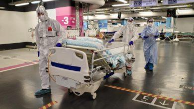 """Photo of בשל זינוק בחולים הקשים: ברמב""""ם מכשירים צוותי רפואה צבאיים לטיפול בחולים. וגם: קפיצה מדאיגה בתחלואה בכמה שכונות בעיר"""